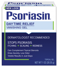 PSORIASIN Daytime Relief Vanishing Gel -