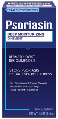 PSORIASIN Deep Moisturizing Ointment -